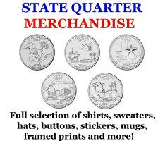 State Quarter Merchandise