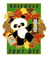 November 2001 DTC Products
