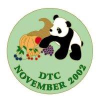November 2002 DTC Shop