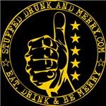 Gold Full Marks Logo