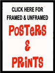 framed & unframed Posters and Prints