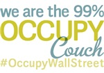Occupy Couch T-Shirts