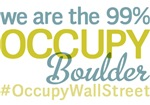 Occupy Boulder T-Shirts