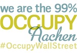 Occupy Aachen T-Shirts