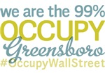 Occupy Greensboro T-Shirts