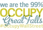 Occupy Great Falls T-Shirts