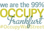 Occupy Frankfurt T-Shirts