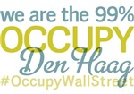 Occupy Den Haag T-Shirts
