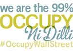 Occupy Ni Dilli T-Shirts