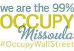Occupy Missoula T-Shirts