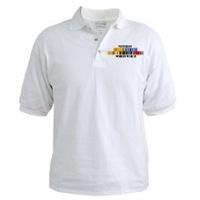 World War II Veteran Golf Shirts