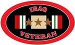 Iraq Veteran Stickers