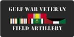 Army Field Artillery Units Gulf War Veterans