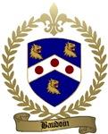 BAUDOIN Family Crest