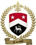 ARSENAULT Family Crest