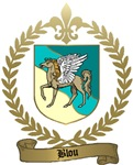 BLOU Family Crest