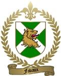FAVAUX Family Crest