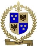 DUPONT Family Crest