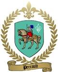 PERRAULT Family Crest