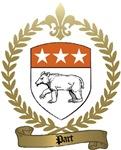 PART Family Crest