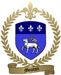 MOUTON Family Crest