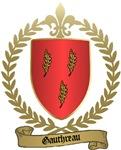 GAUTHREAU Family Crest