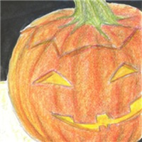 Jack-o-the-Moon (Happy Hallowe'en!)