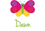 Dawn The Butterfly