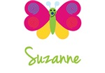 Suzanne The Butterfly