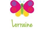 Lorraine The Butterfly