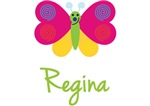 Regina The Butterfly