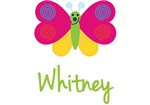 Whitney The Butterfly