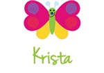 Krista The Butterfly