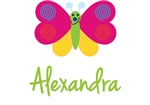 Alexandra The Butterfly