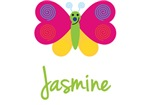 Jasmine The Butterfly