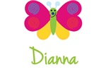 Dianna The Butterfly