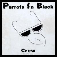 Parrots in Black