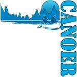 Canoer (Blue)