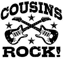 Cousins Rock t-shirt