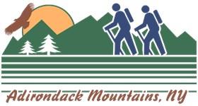 Hike Adirondack Mountains t-shirts