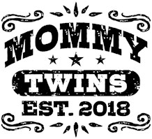 Mommy of Twins 2018 t-shirts