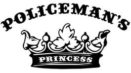 Policeman's Princess t-shirt
