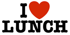 I Love Lunch t-shirt