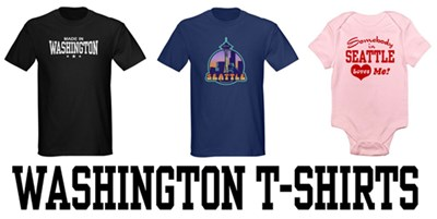 Washington t-shirts