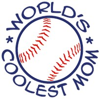 World's Coolest Baseball Mom t-shirt