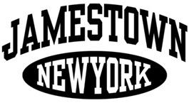 Jamestown New York t-shirts