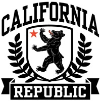 California Republic t-shirts