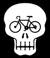 Cycling Skull t-shirts