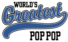 World's Greatest Pop Pop t-shirts