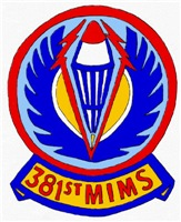 381st Missile Inspection Maintenance Squadron
